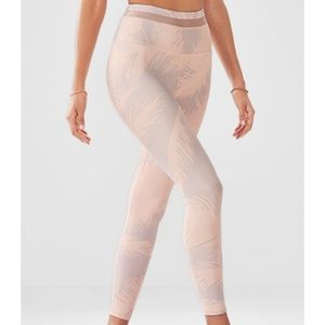 Fabletics Leggings and Tank Set